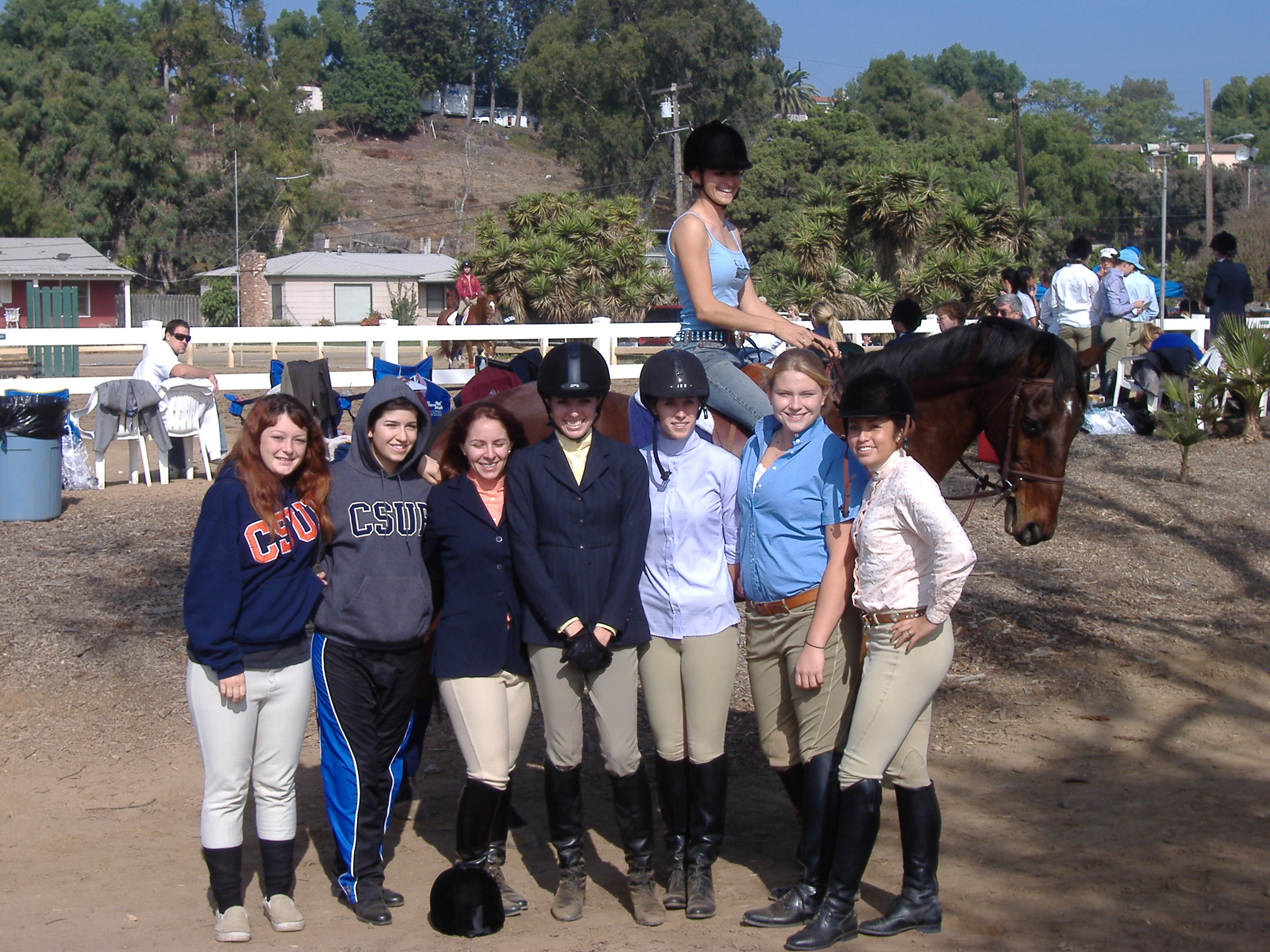 Club Web Site Csuf Equestrian Team Rcampus